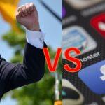 トランプ大統領がTwitterとFacebookに対抗