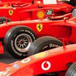 F1のマシン