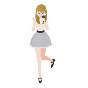 アイドルの画像