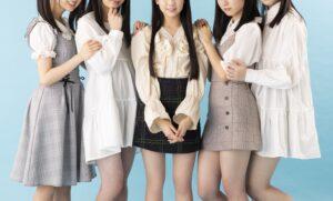 美少女アイドルグループLupinusメンバー集合画像